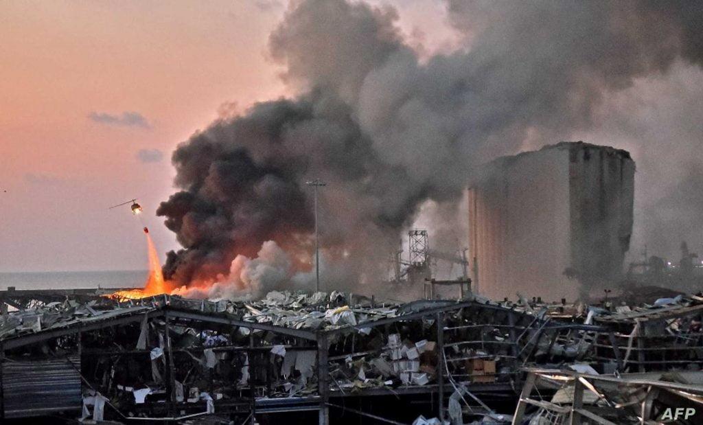اتجاه قضائي في لبنان لاتهام حزب الله بتنفيذ تفجير مرفأ بيروت